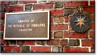 The Embassy of Zimbabwe is located on <a href=