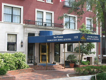 The Best Western Georgetown Hotel Suites Is An All Suite Boutique Property In Heart Of Washington Dc Just Step Out Your Door To Enjoy America S
