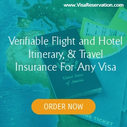 Visa Reservation Services
