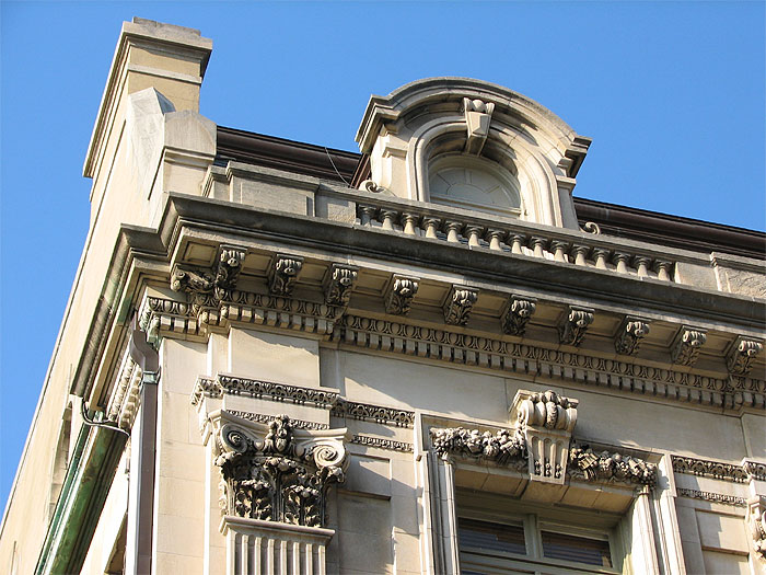 Stonework on Massachusetts Avenue, Embassy Row