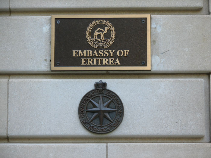 The Embassy of Eritrea