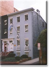 Former Uruguayan Embassy on G Street, NW